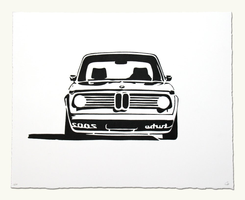 Image of BMW 2002 Turbo Headshot