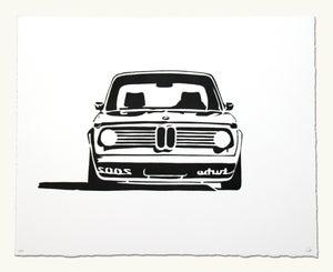 Image of BMW 2002 Turbo Headshot