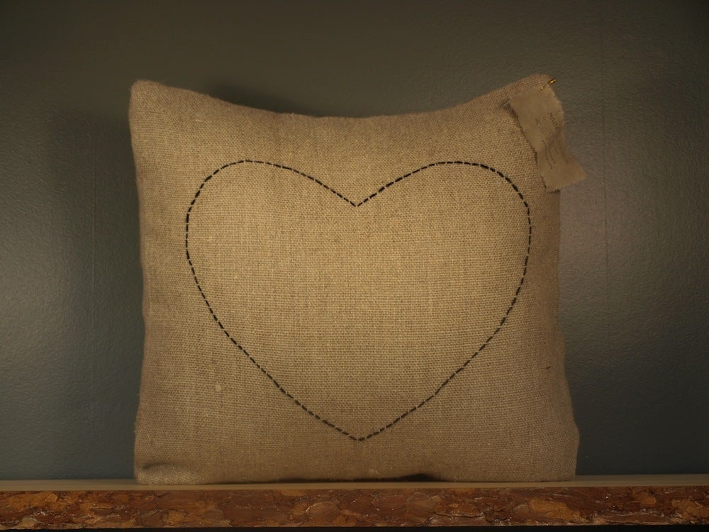 Image of Heart Pillow