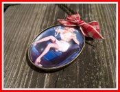 Image of Pin Up Ready for Anything Pendant