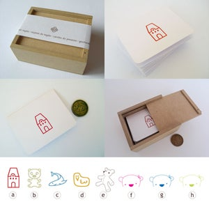 Image of KID'S CARDS IN A BOX | TARJETAS INFANTILES EN CAJA