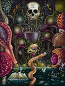 """Image of """"PHARMAGARDEN""""   ~  Large Open Signed Edition"""