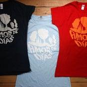 Image of Amor de Días T-shirts
