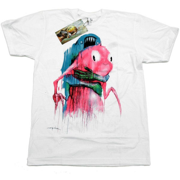 Image of Backpack | by Alex Pardee | T Shirt