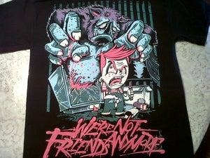 Image of Monster Black Shirt