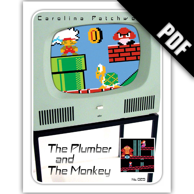 Image of No. 029 -- The Plumber and The Monkey {PDF Version}