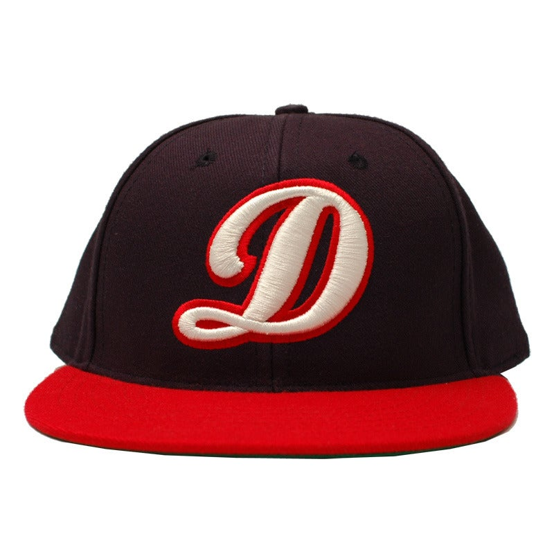 Image of Dishonour x Quintin Ballin'  Snap-Back
