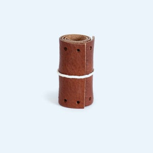Image of Short Gropes Bar Grips – Brown