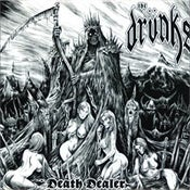 Image of THE DRUNKS Death Dealer 12""