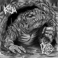 "Image of KAIJU/DRUID LORD :""SPLIT CD"""