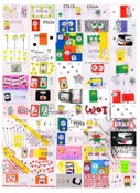 Image of Stuck Sticker Book