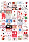 Image of XXXmas Sticker Book