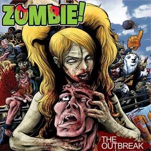 """Image of ZOMBIE! """"The Outbreak"""" CD $12.50 -FREE US SHIPPING!"""