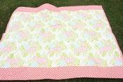 Image of laminated picnic blanket