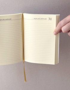 Image of JORNAL perpetual diary