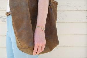 Image of woven bracelet