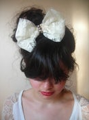 Image of La Belle Hair Bow