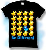Image of Be Different // Duckies Tee