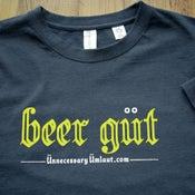 Image of Beer Güt Shirt