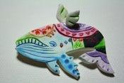 Image of June 26 - Wind Fish pin