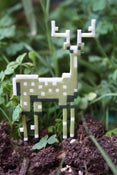Image of June 28 - Deer Pin