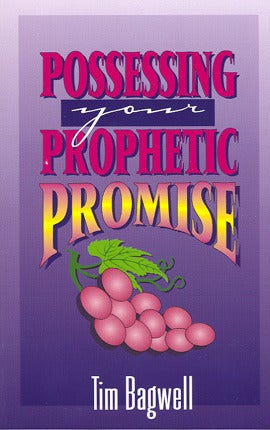 Image of Possessing Your Prophetic Promise