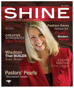 Image of Shine Magazine - 6th Edition