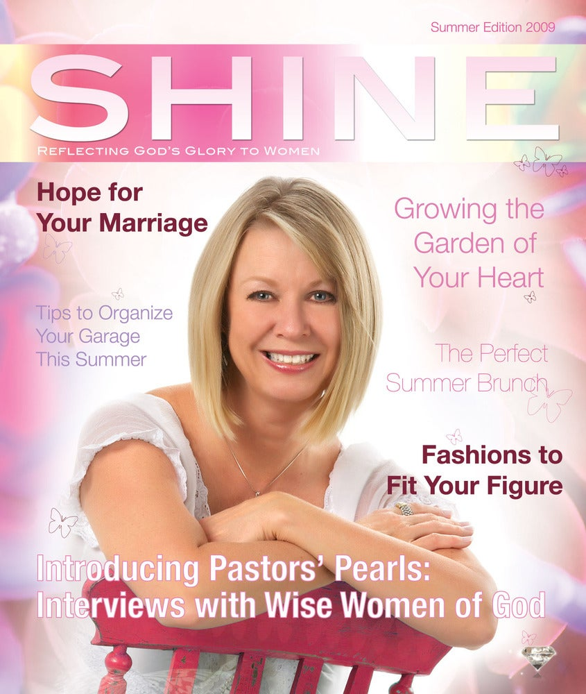 Image of Shine Magazine - 3rd Edition