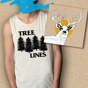Image of Shirt (or Tank Top) & CD Package Deal
