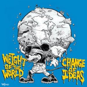 """Image of Change Of Ideas / Weight Of The World """"Split"""" Cassette"""