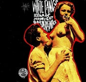 Image of IAR003 : White Fangs/Teenage Moonlight Borderliners cass