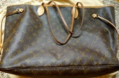 Image of Louis Vuitton Neverfull GM Tote
