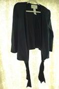 Image of Isabel Marant Etoile Tie Front Wool Jacket