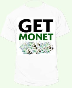 Image of Get Monet T shirt
