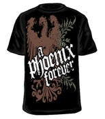 Image of Phoenix Down Black Tee
