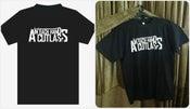 Image of T-shirt - Logo w/ Cutlass