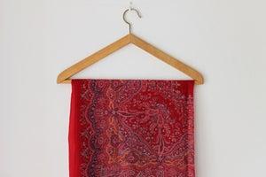 Image of 1970s Liberty chiffon scarf {SOLD}