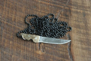 Image of Knife pendant