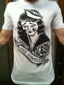 Image of Sailor Girl by Adam Vass T-Shirt
