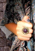 Image of Purple Adjustable Ring