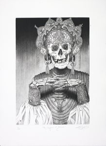 Image of THE EMPRESS OF DEATH