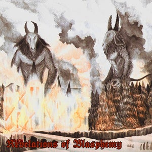 Image of Dei Tetra/Naetu - Revelations of Blasphemy