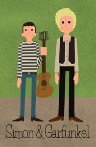 Image of Simon & Garfunkel