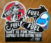Image of Fuel Sticker Pack