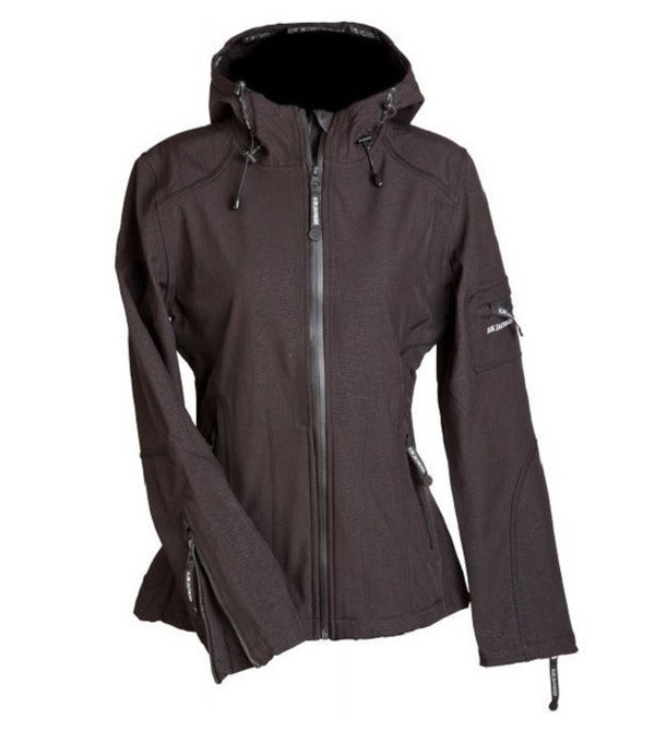 Image of Ilse Jacobsen Rain Jacket - Black