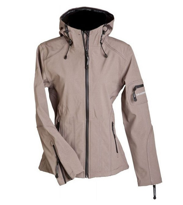 Image of Ilse Jacobsen Rain Jacket - Ash