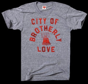 Image of City of Brotherly Love Men's T-Shirt