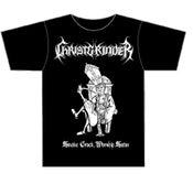 Image of Smoke Crack, Worship Satan shirt
