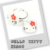 Image of SWEET HELLO KITTY SANRIO RING !