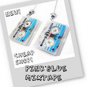 Image of PINK & BLUE MIXTAPE !!